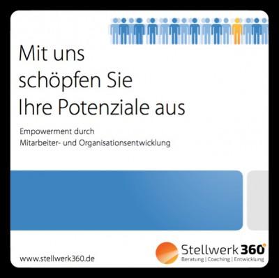Deckblatt Informationsbroschüre
